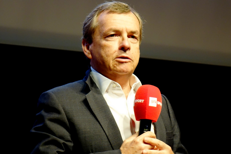Alain Weill, directeur général des activités médias d'Altice