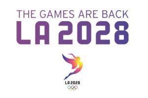 XXXIVe Jeux Olympiques d'été Los Angeles 2028 @ Los Angeles