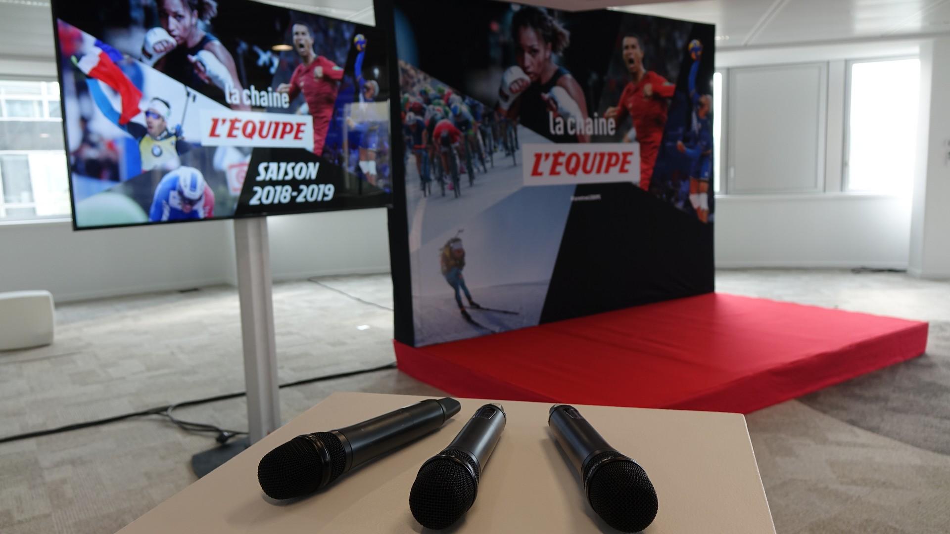 La Chaîne L'Equipe (1) – Rentrée 2018