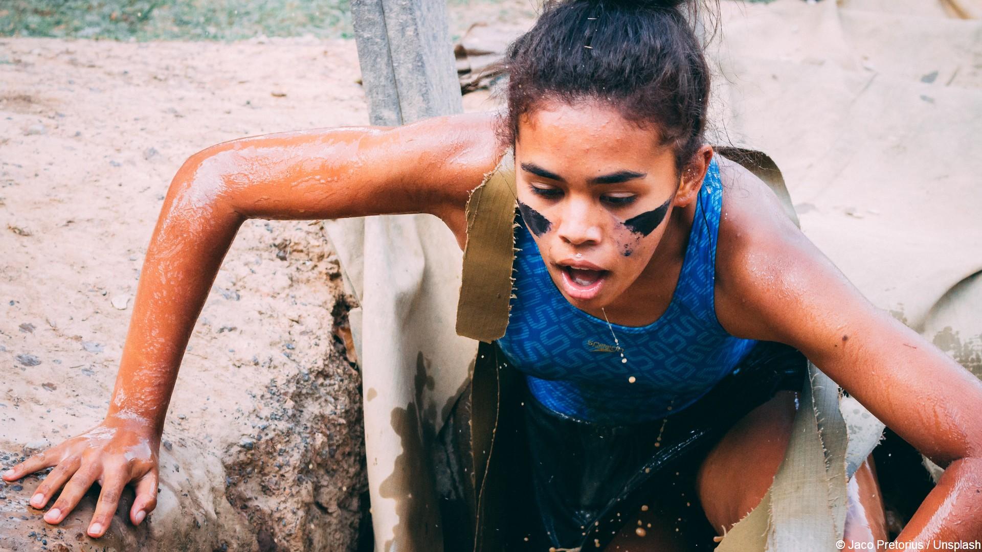 Course Mud (c) Jaco Pretorius Unsplash