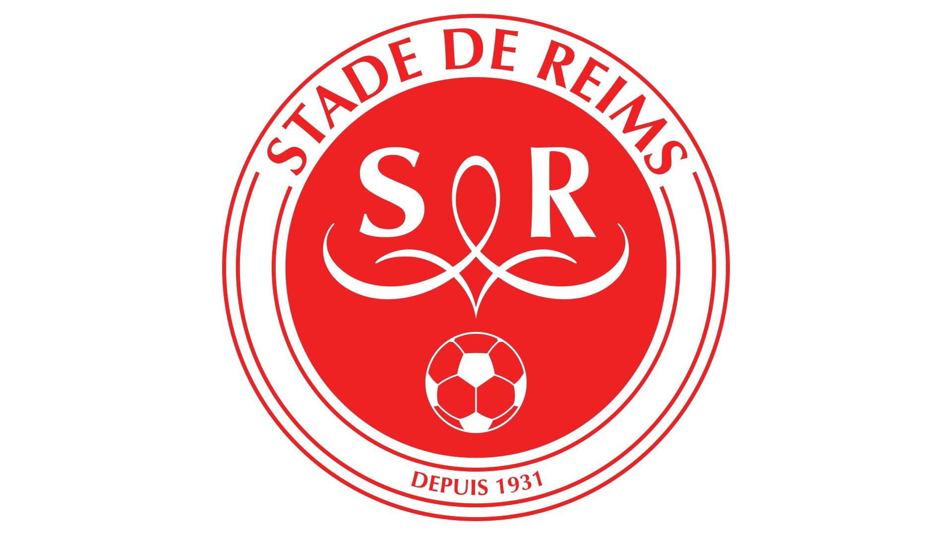 Football – Stade de Reims (1) Logo