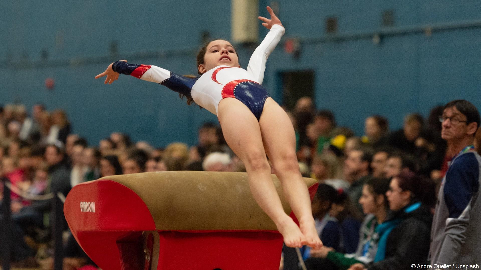 Gymnastique (1) générique (c) Andre Ouellet Unsplash