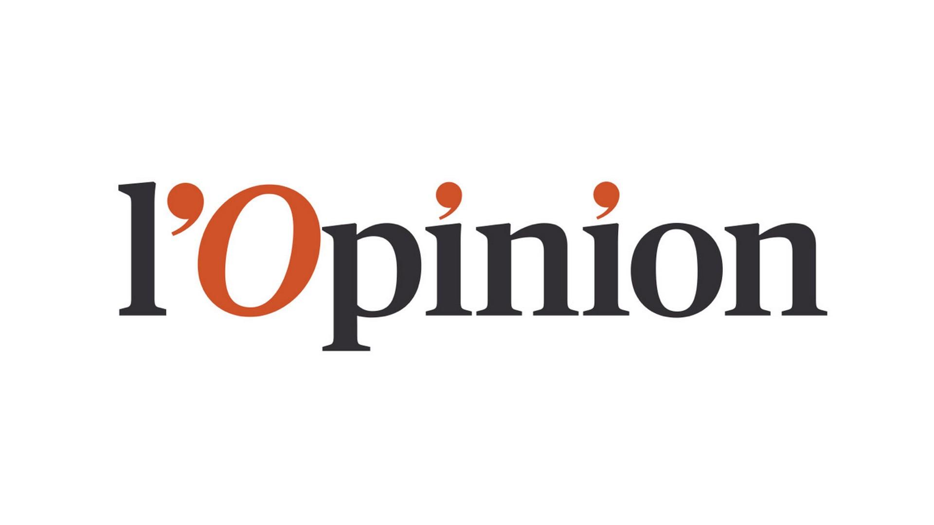 L'Opinion (1) logo