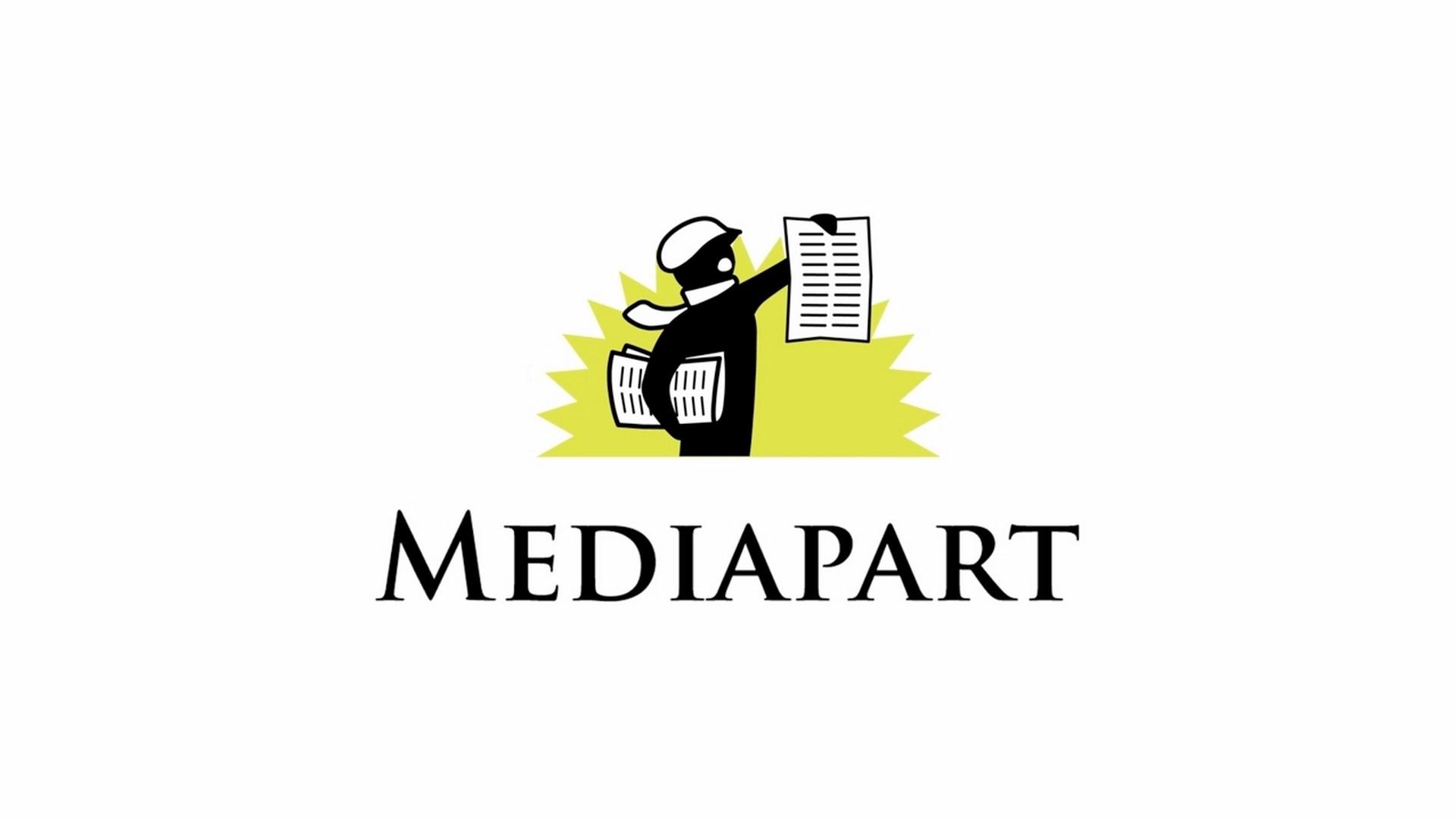 Mediapart (1) logo