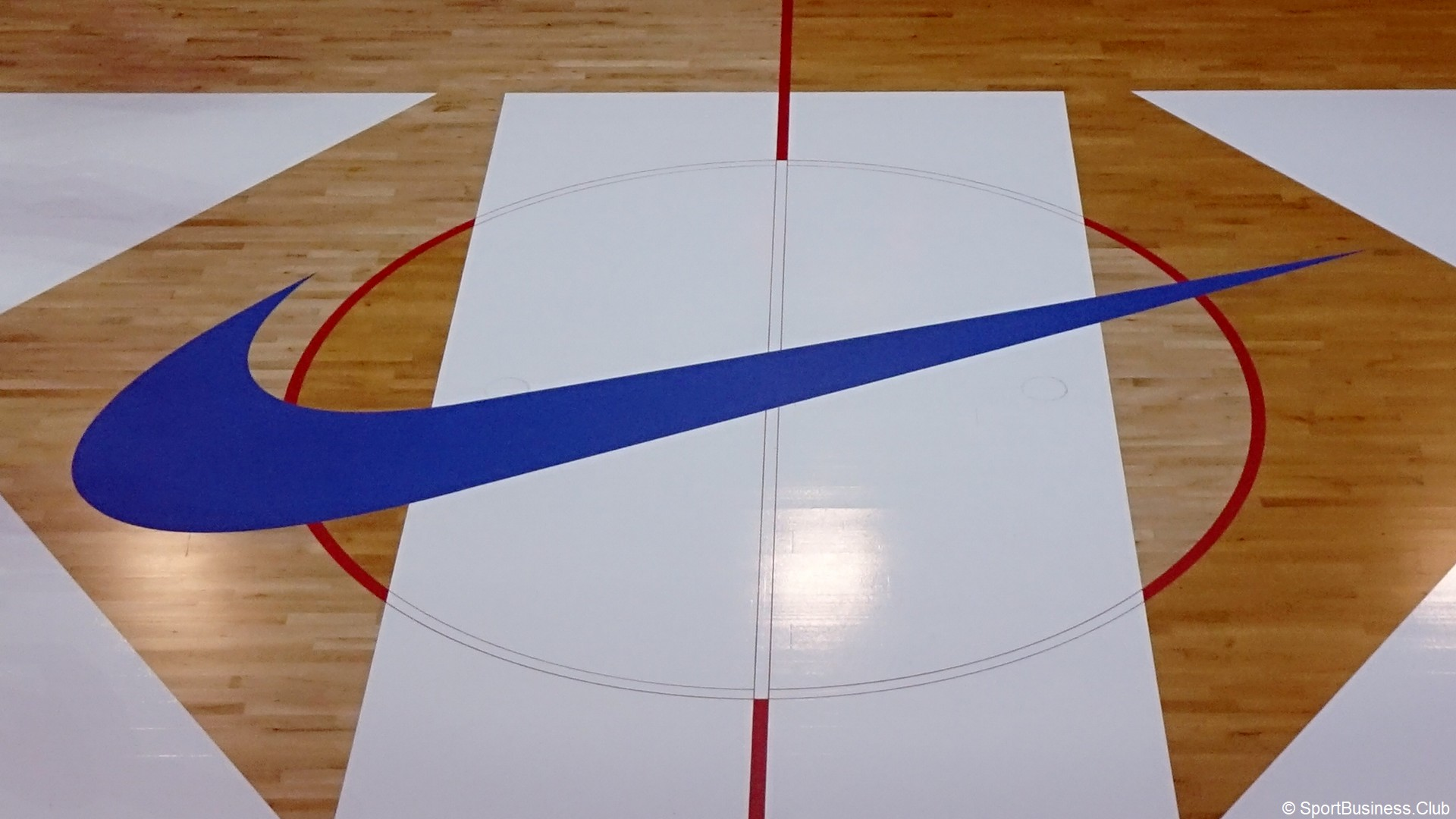Nike (2) logo Basket-ball