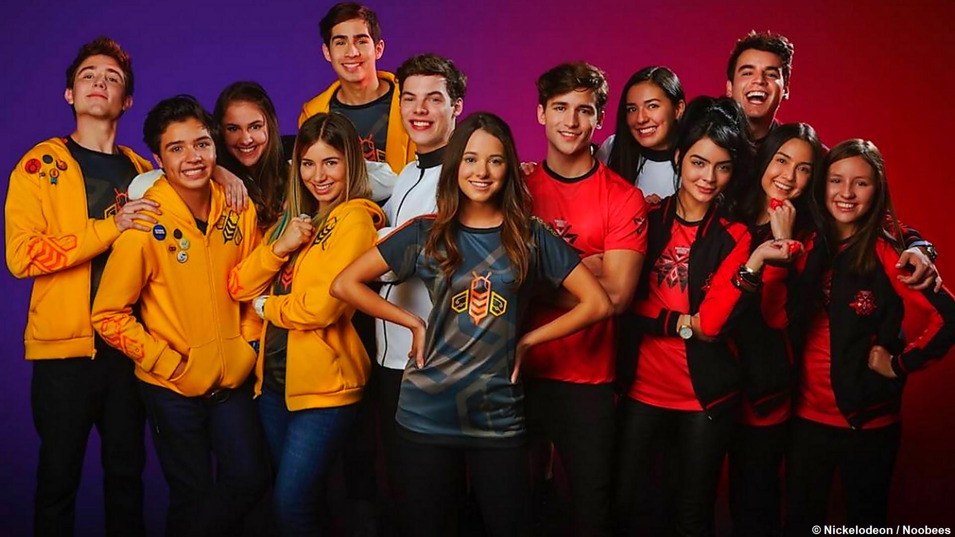 Série – Noobees (c) Nickelodeon
