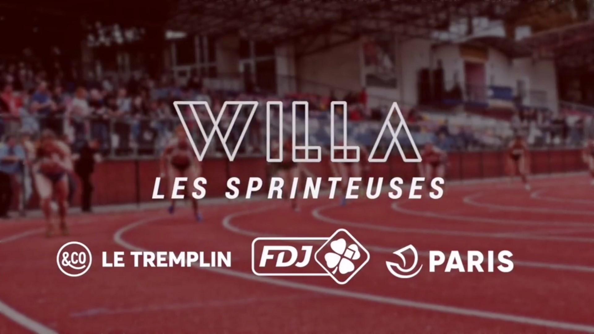 Willa Les Sprinteuses