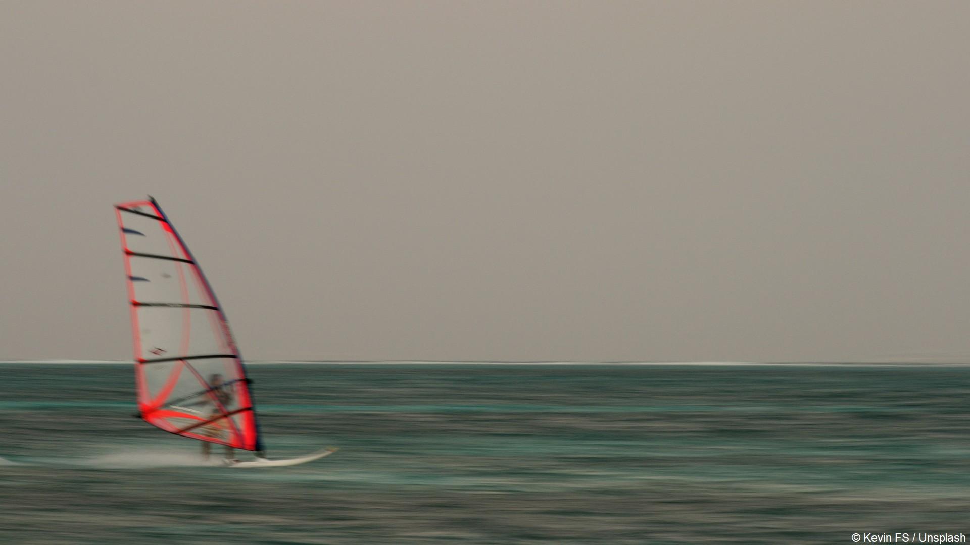 Windsurf (c) Kevin FS Unsplash