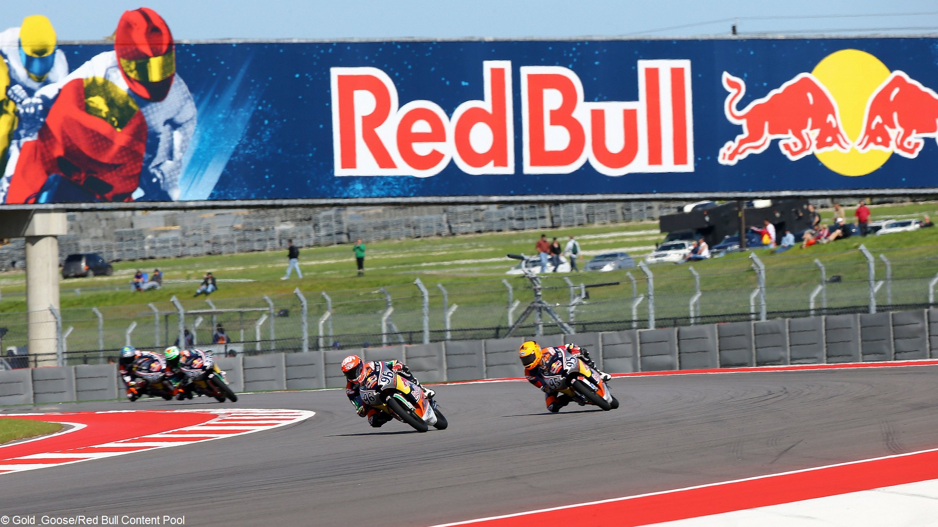 Moto GP Red Bulle (c) Gold & Goose Red Bull Content Pool