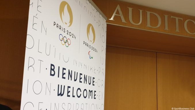 Paris 2024 | SportBusiness.Club