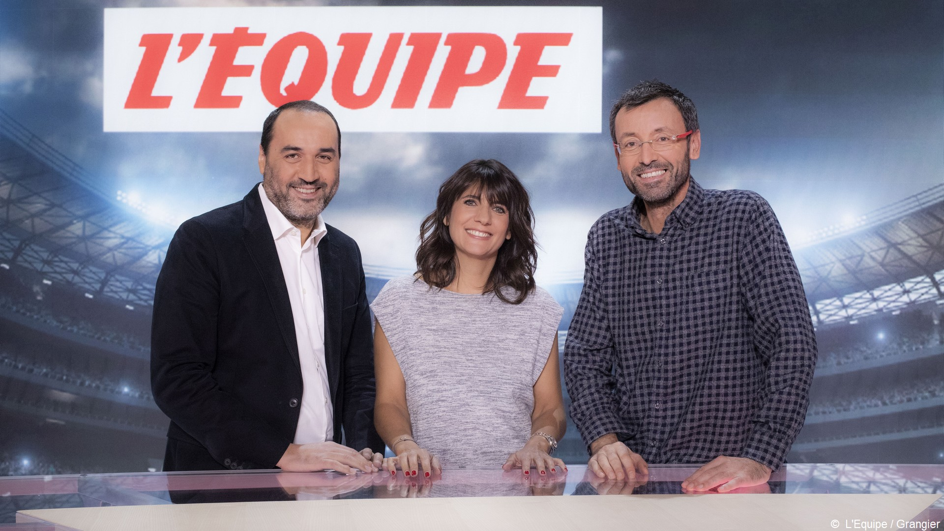 Benterki Denis Ménard (1) La Chaîne L'Equipe