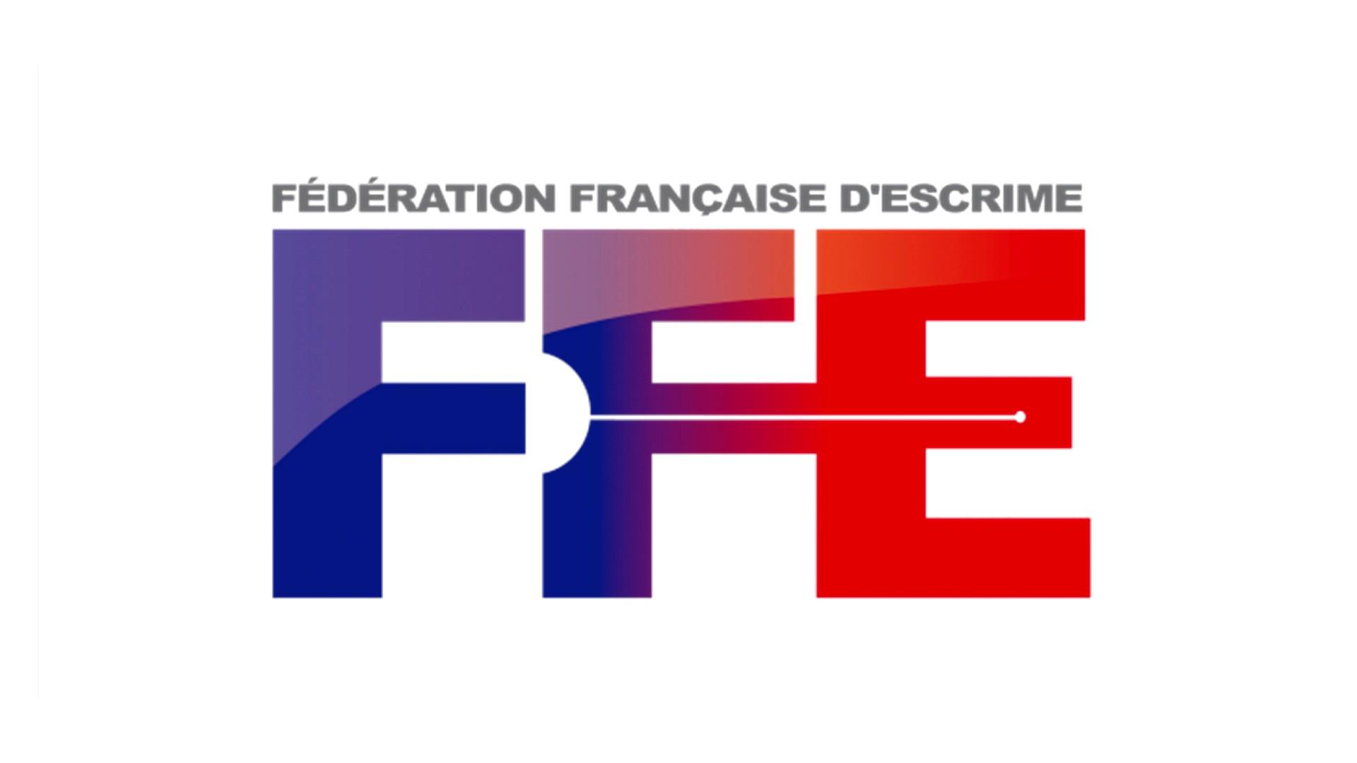 Fédération française d'escrime FFE (1) logo