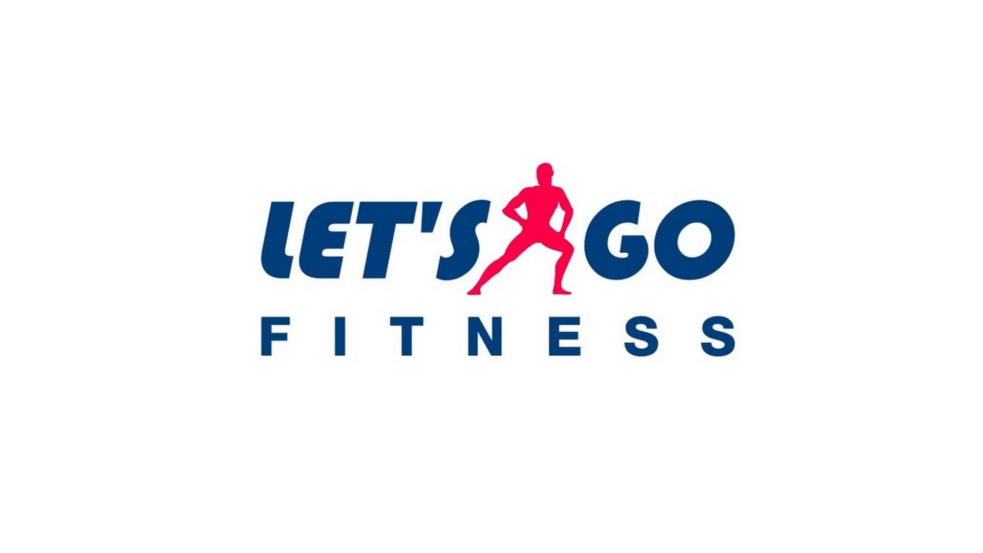 Fitness- Let's go Fitness (1) logo
