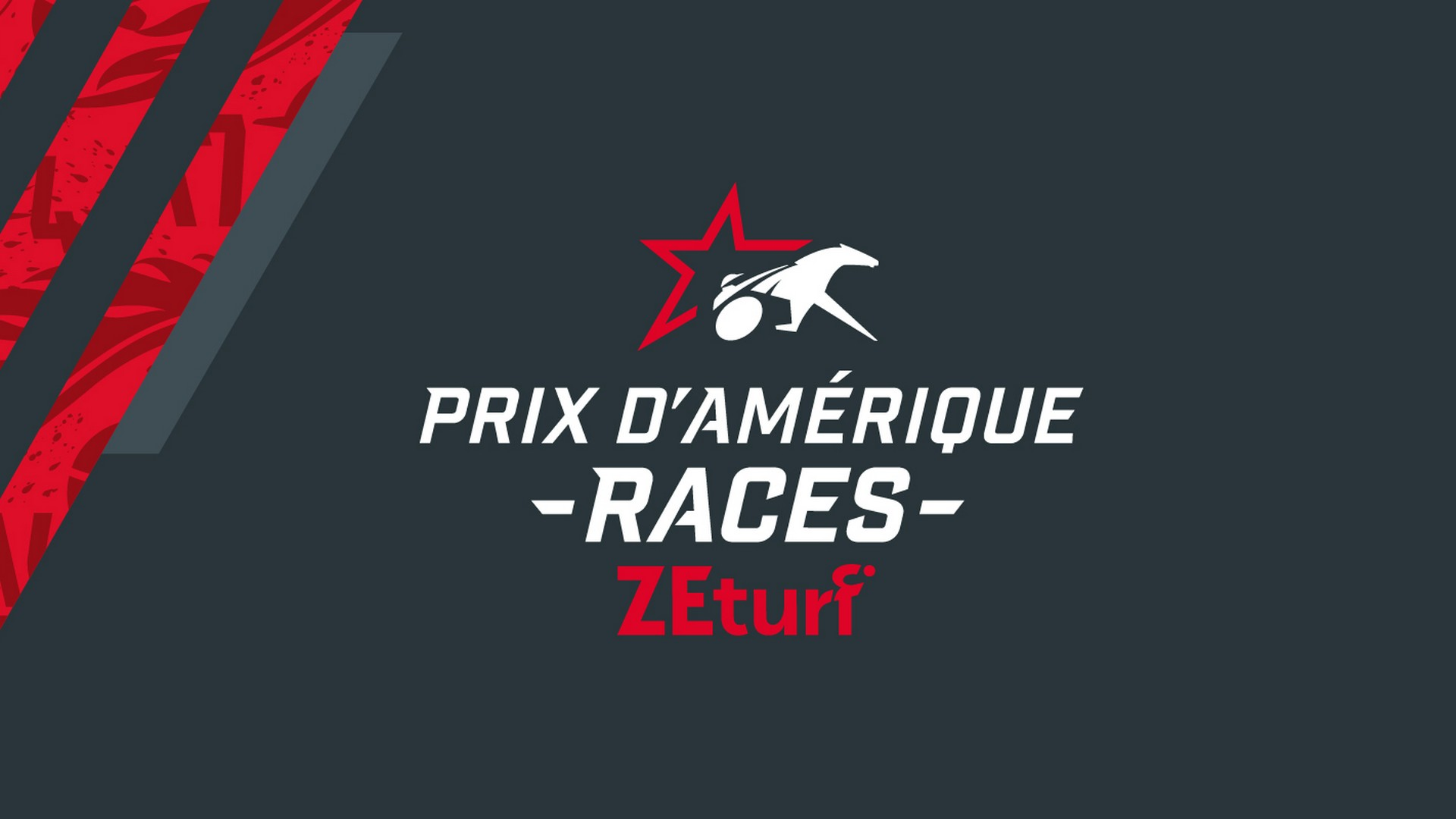 Prix d'Amérique (1) Logo