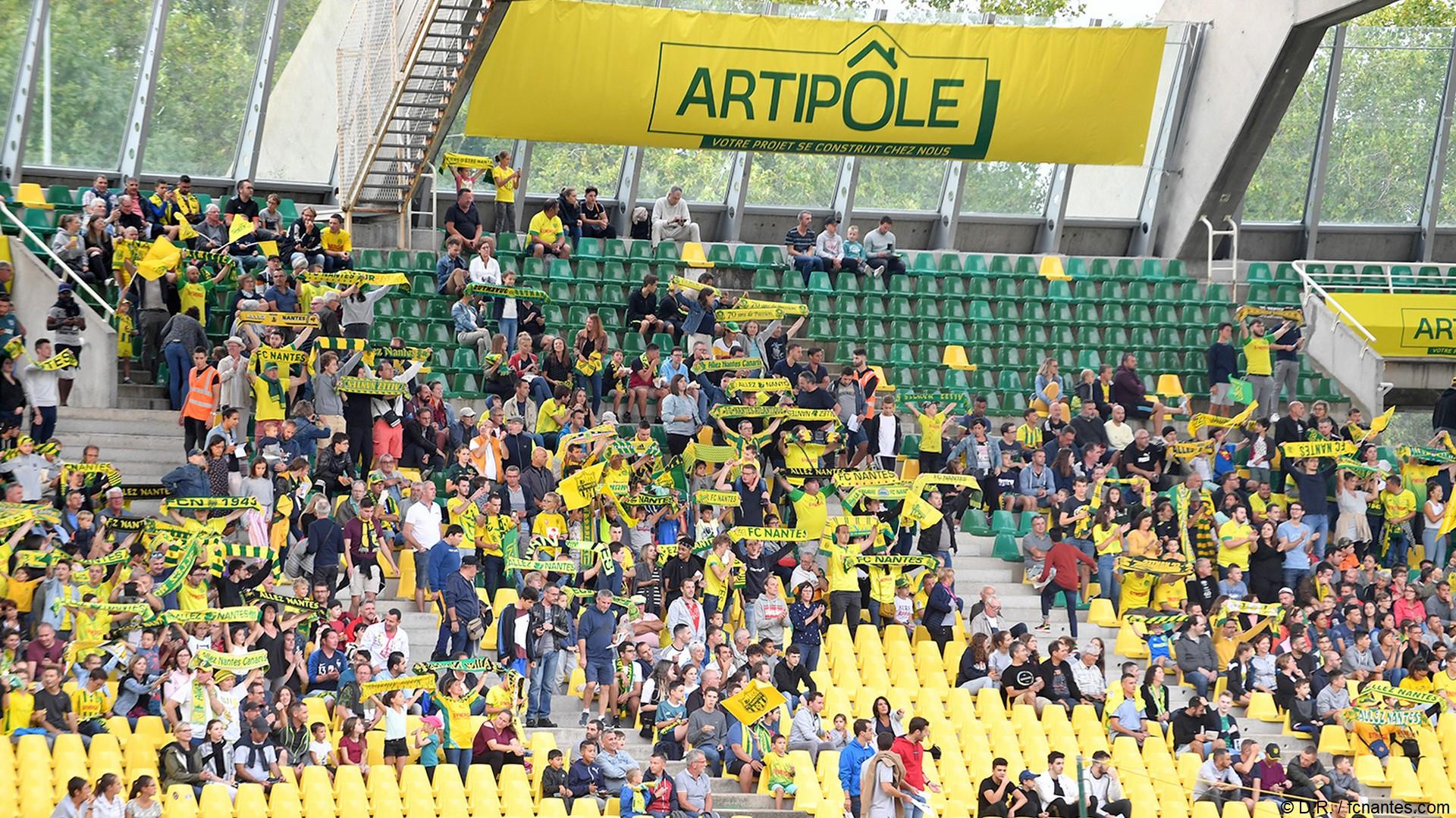 Artipole x FC Nantes (football) 2020