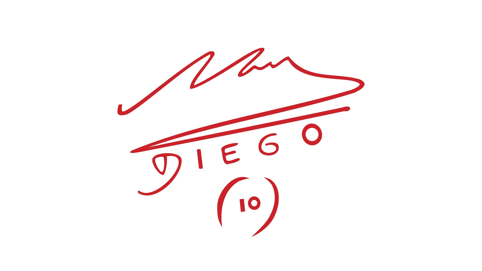 Diego Maradona (1) logo