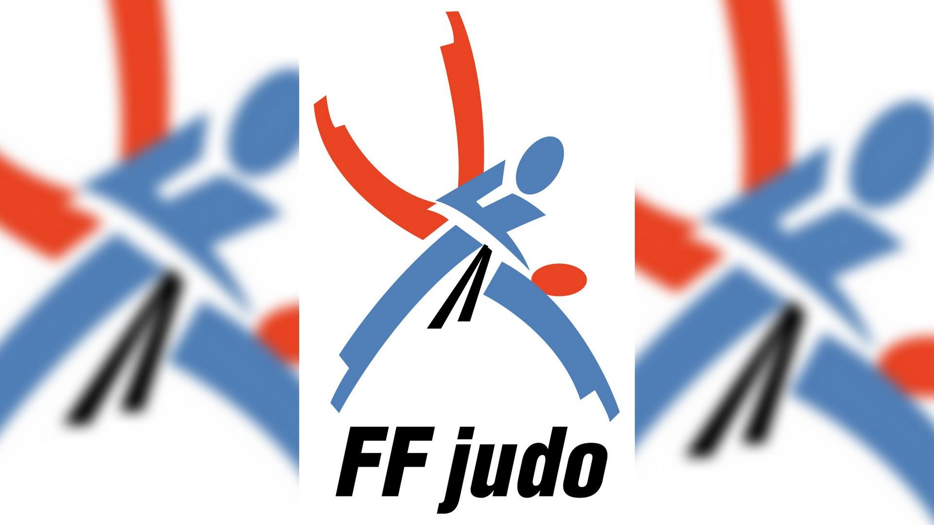 Fédération française de judo (1) logo