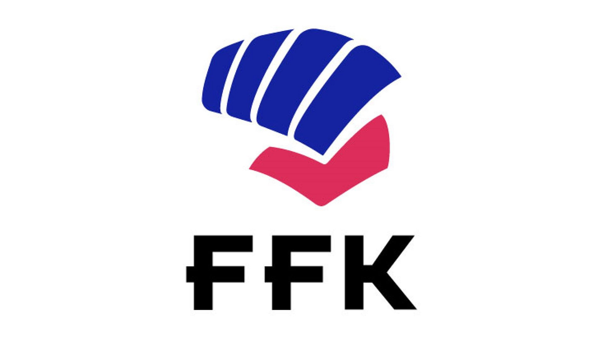 Fédération française de karaté (1) Logo