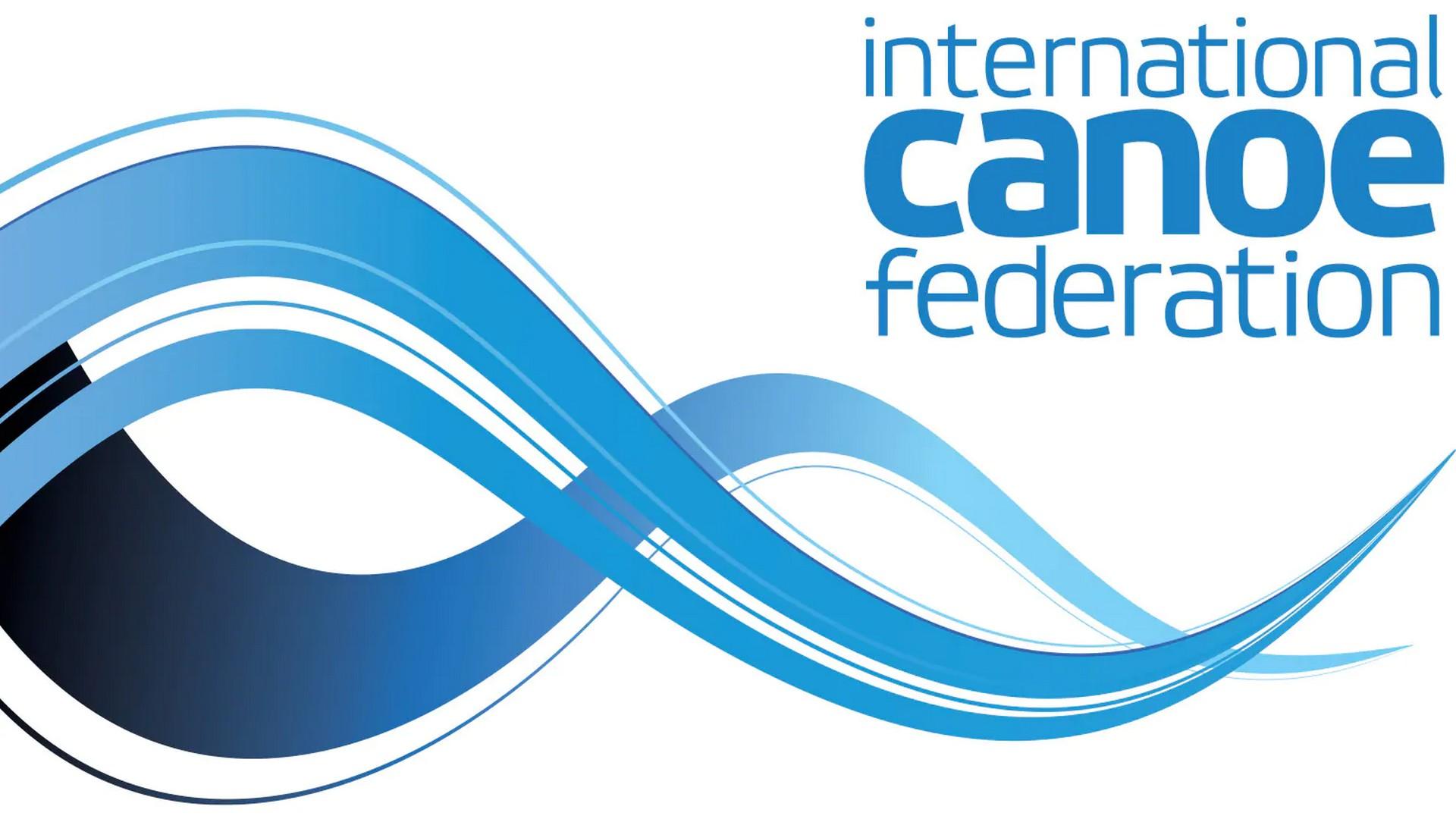 Fédération internationale de canoë ICF (1) logo