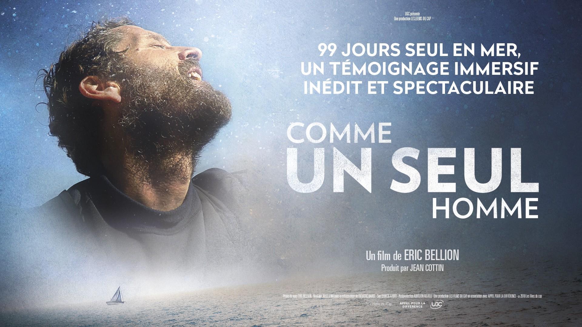 Film – Comme un seul homme (2019) Eric Bellion