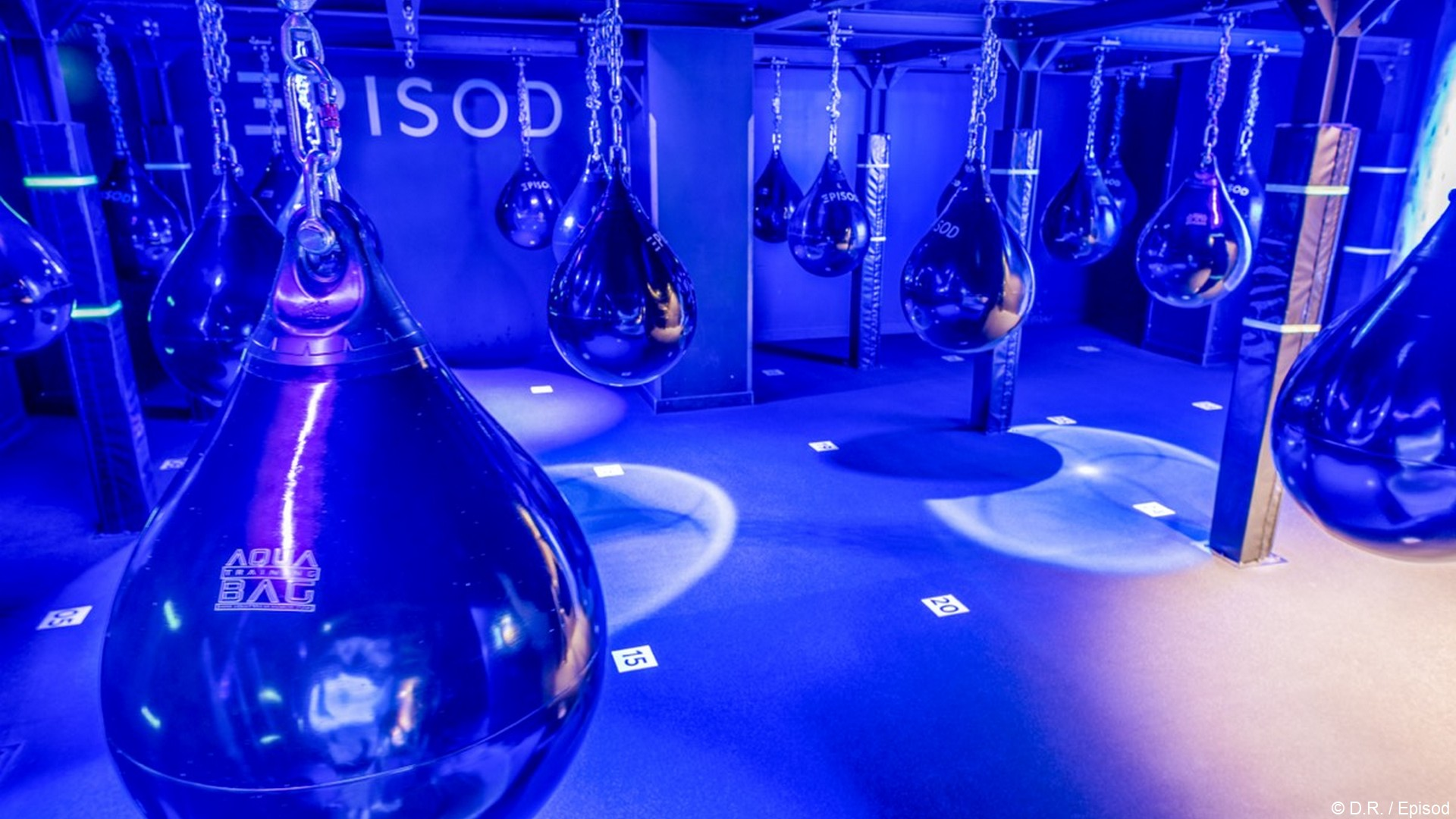 Fitness – Episod (1) salle