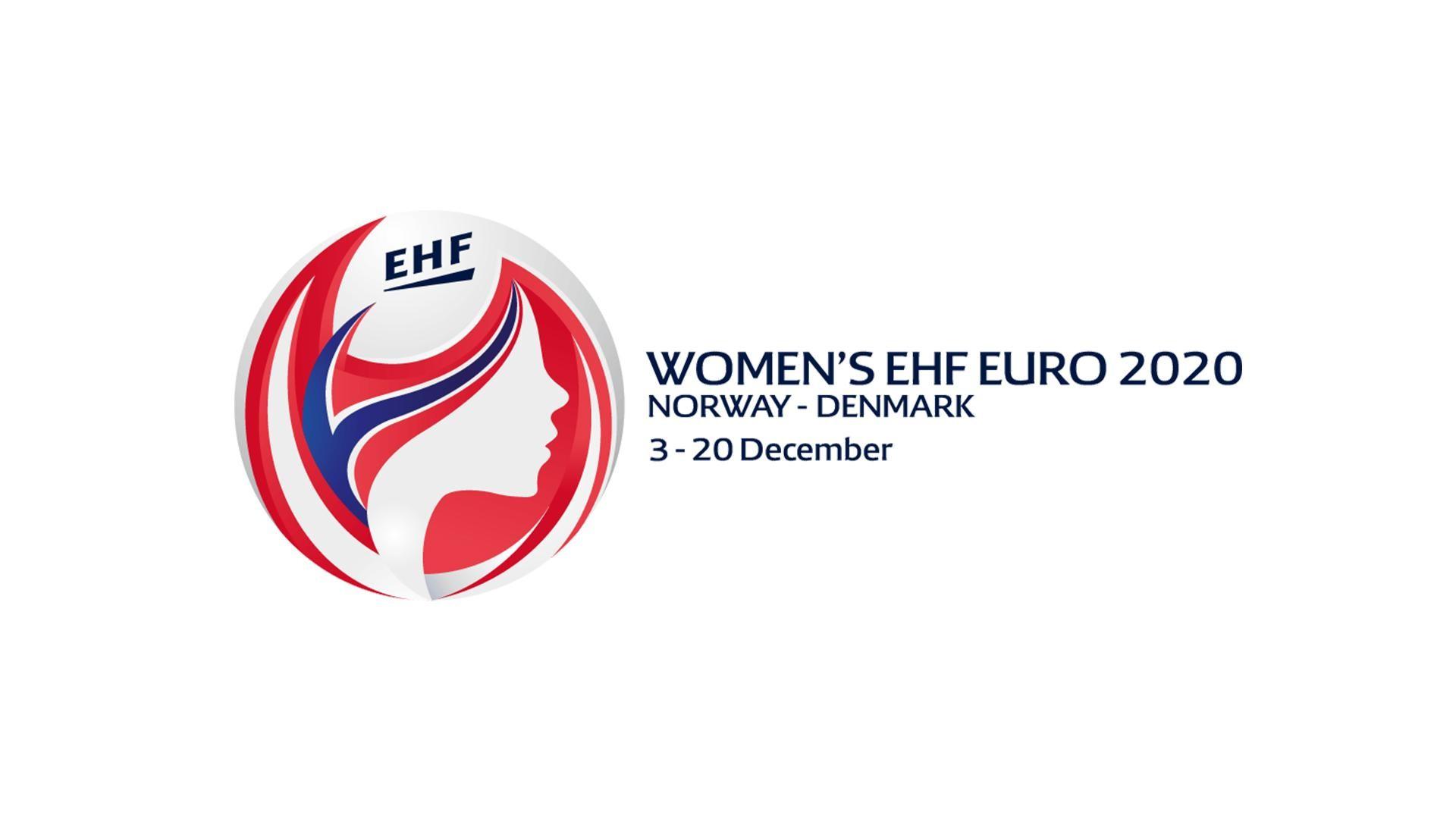 Handball – Championnat d'Europe féminin 2020 Logo