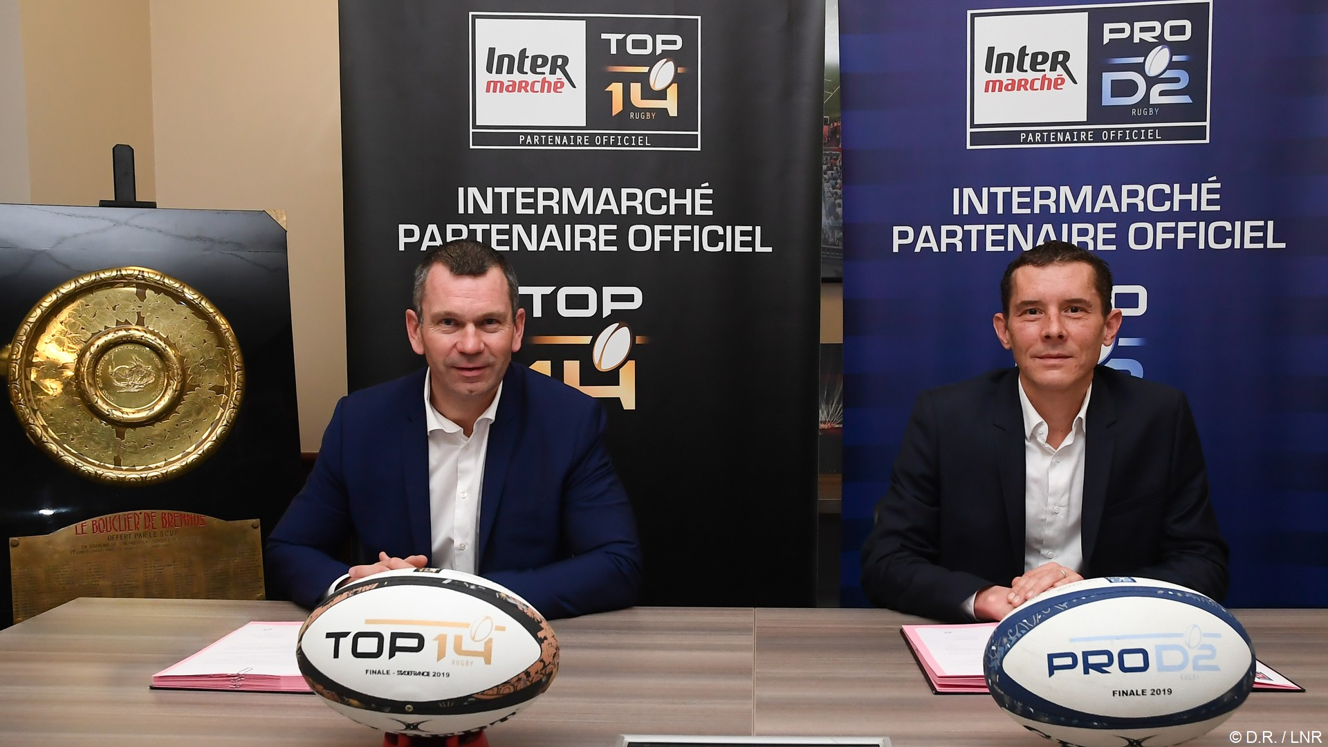 Intermarché x LNR Top 14 (rugby) 2020