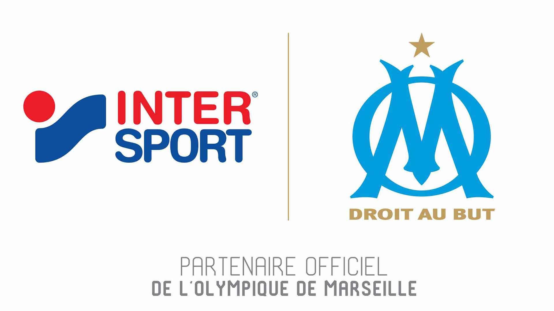 Intersport x OM Olympique de Marseille (football) 2020