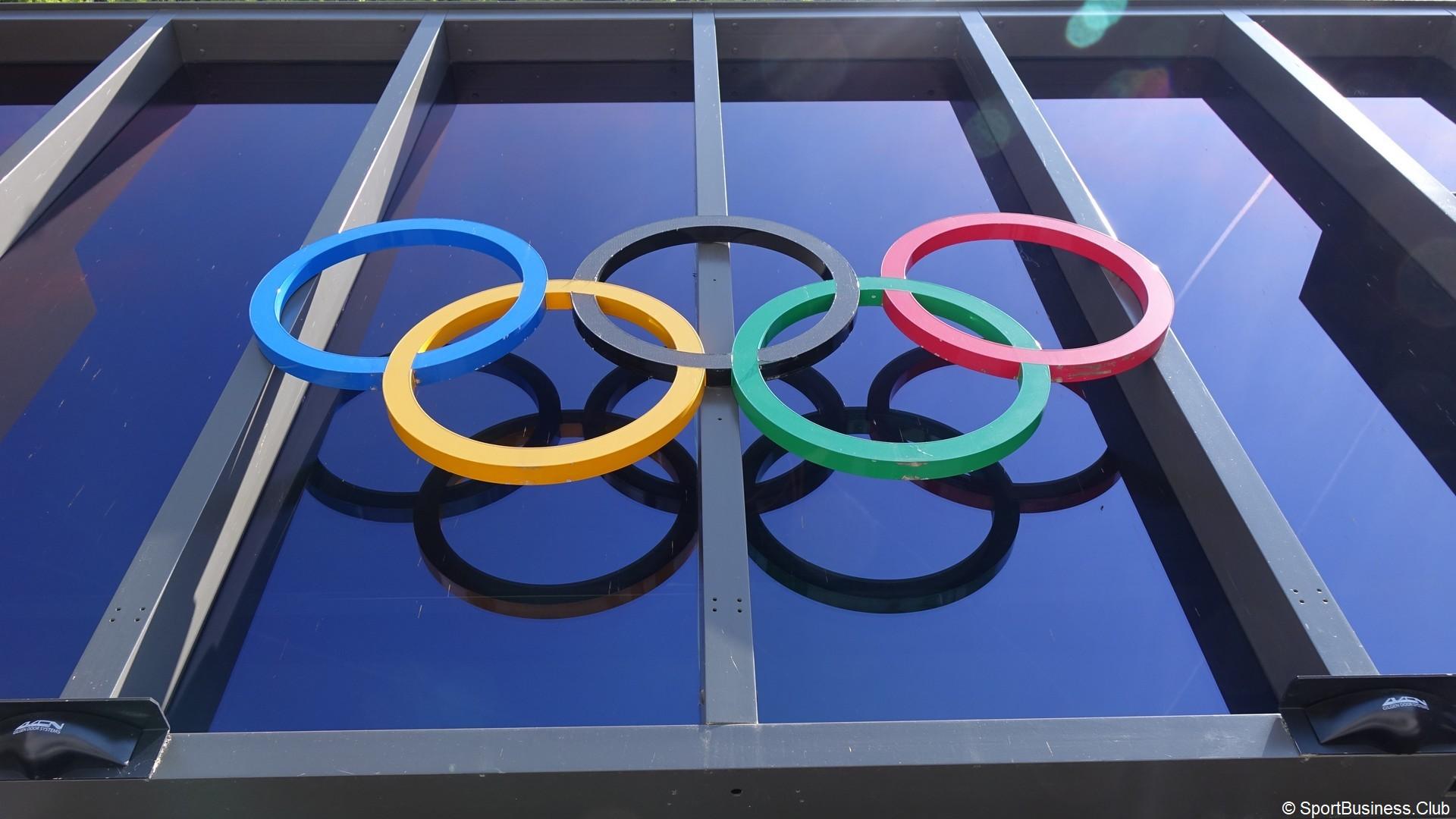 Jeux Olympiques (2) Anneaux