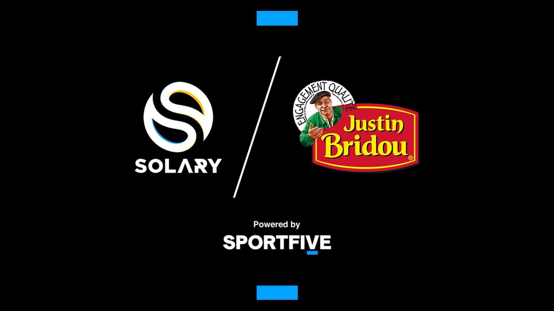 Justin Bridou x Solary (esport) 2020
