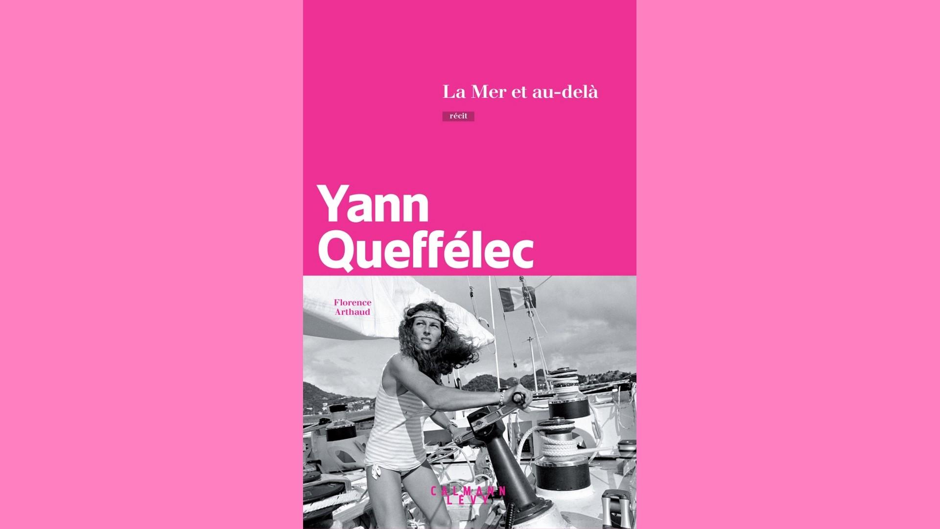 Livres – La mer et au dela – Yann Queffélec (2020)