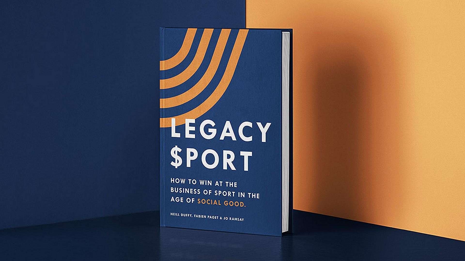 Livres – Legacy Sport – Fabien Paget (2020)