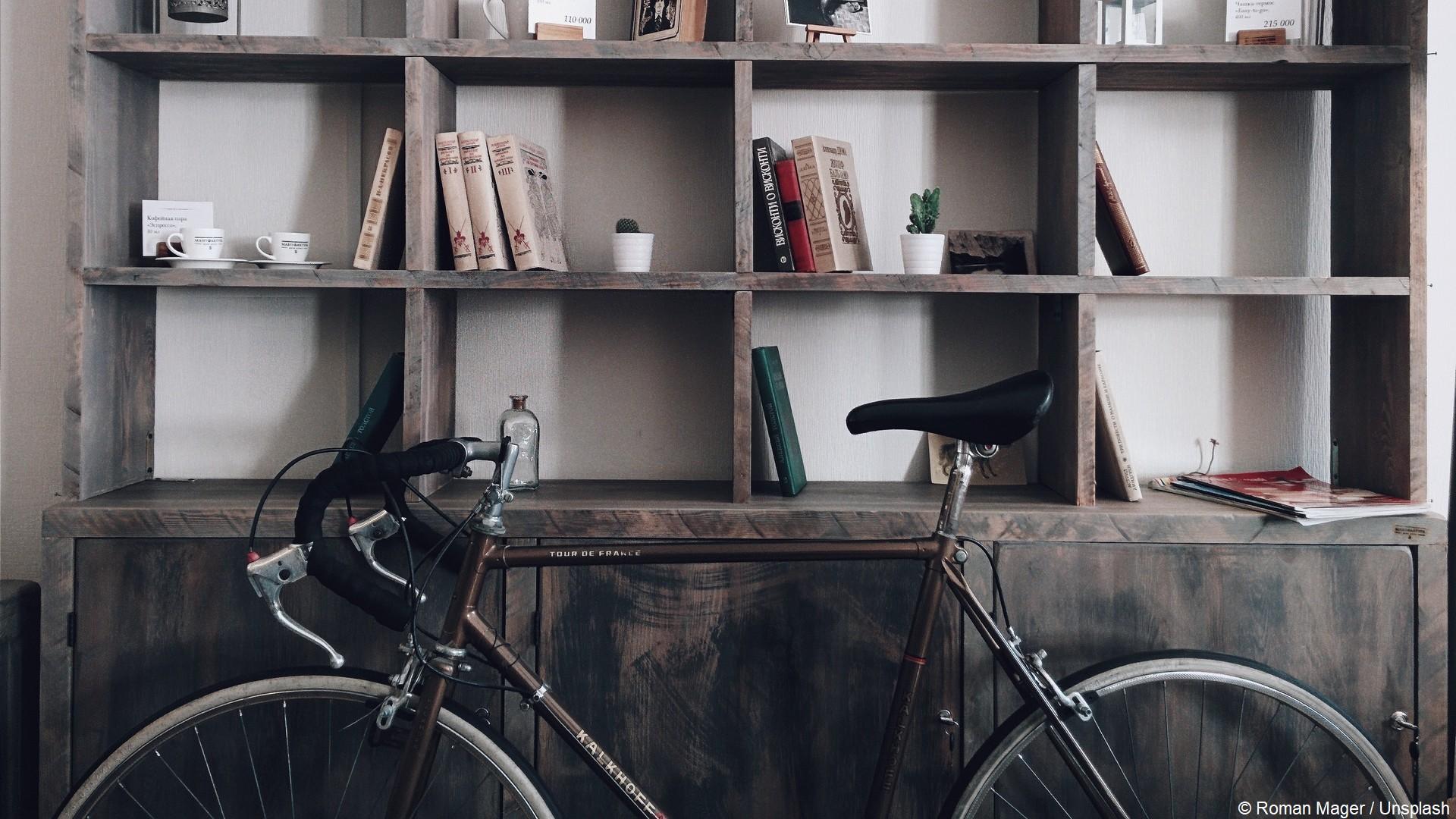Livres bibliothèque (c) Unsplash
