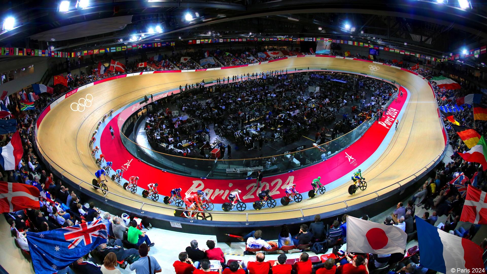 Paris 2024 – Vélodrome (1)