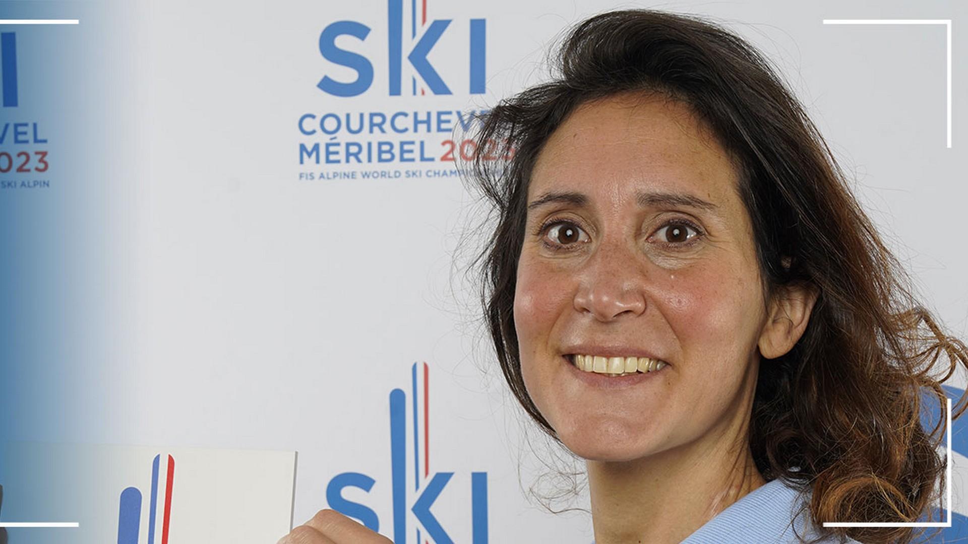 Prévost Céline (1) Ski Courchevel 2023