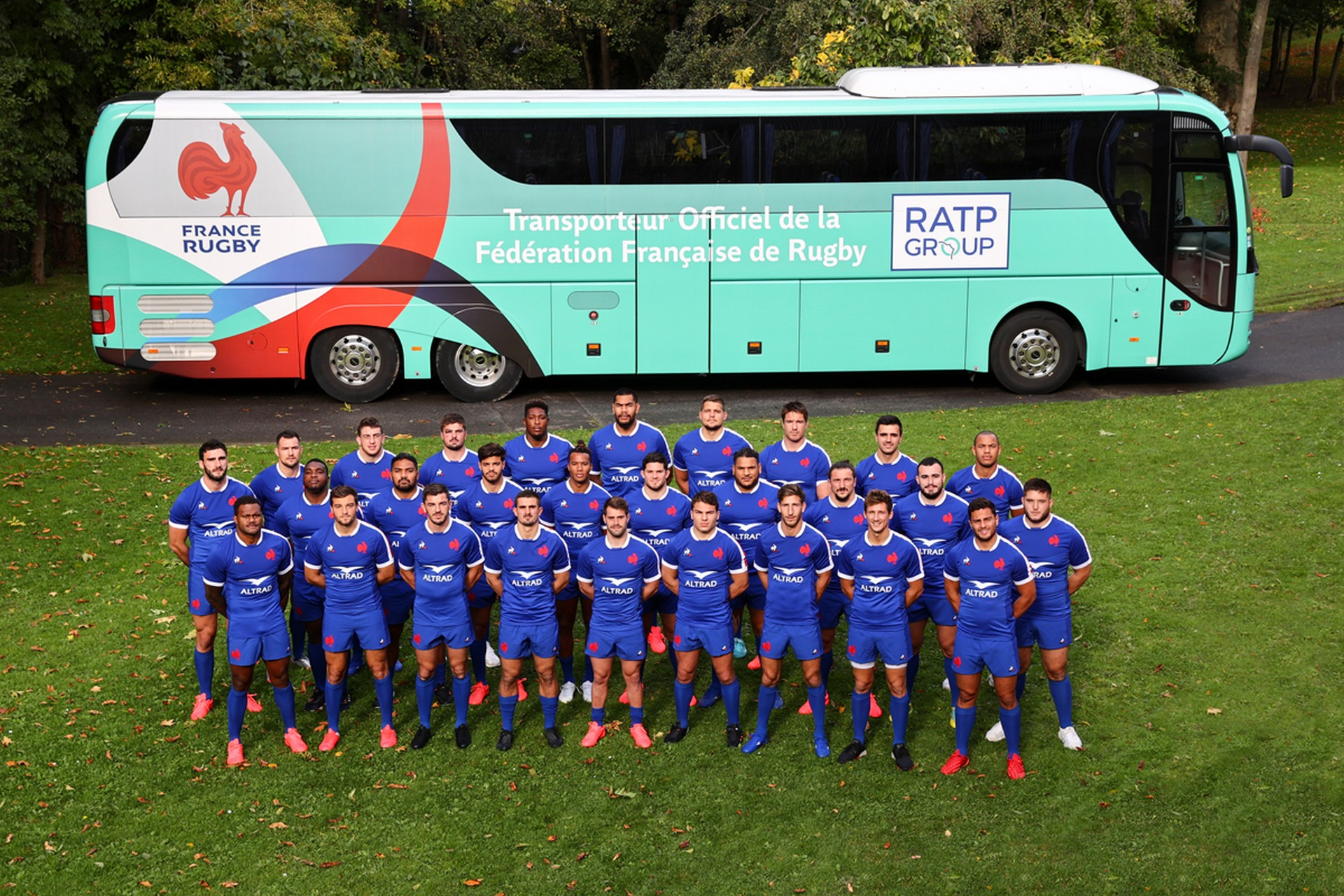 RATP x Rugby 2020