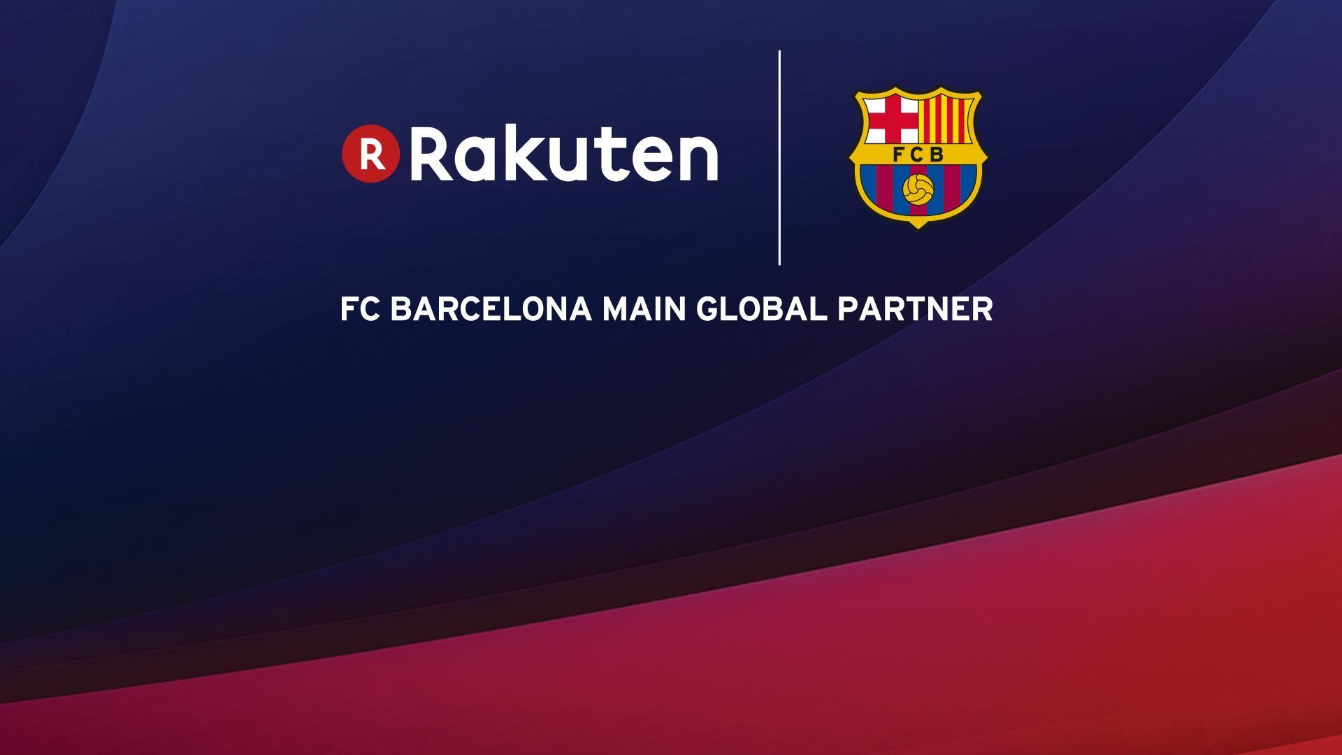 Rakuten x FC Barcelone (football) 2020
