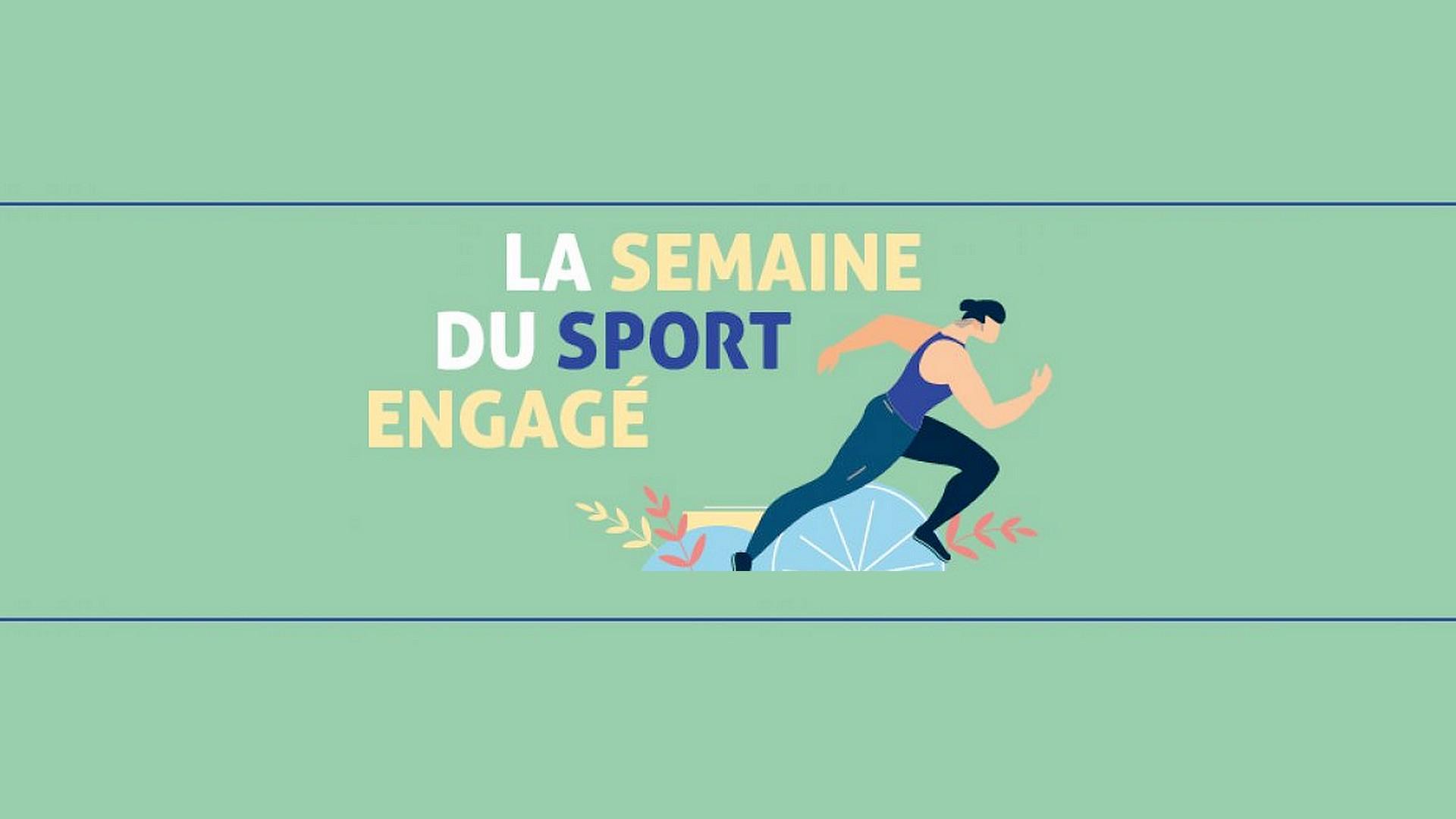 Stratégies – Semine du Sport engagé