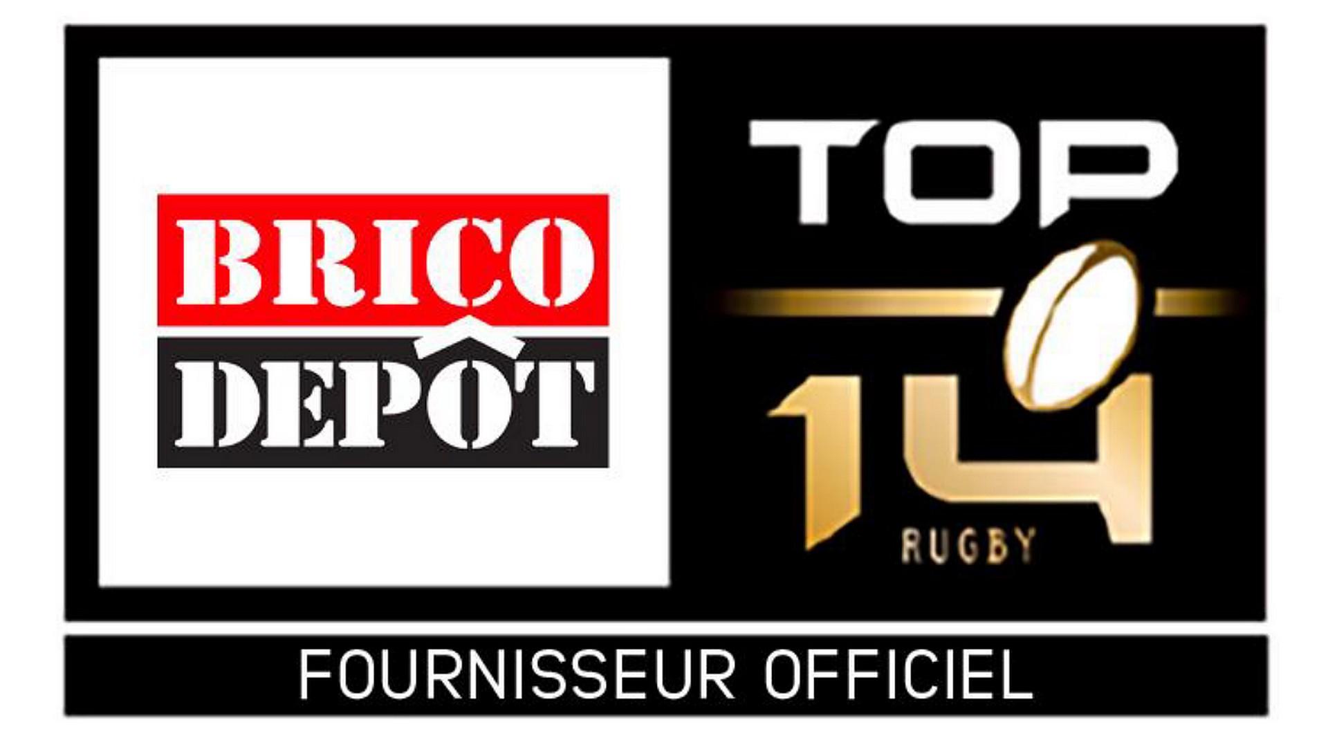 Brico Dépôt x LNR Top 14 (rugby) 2020