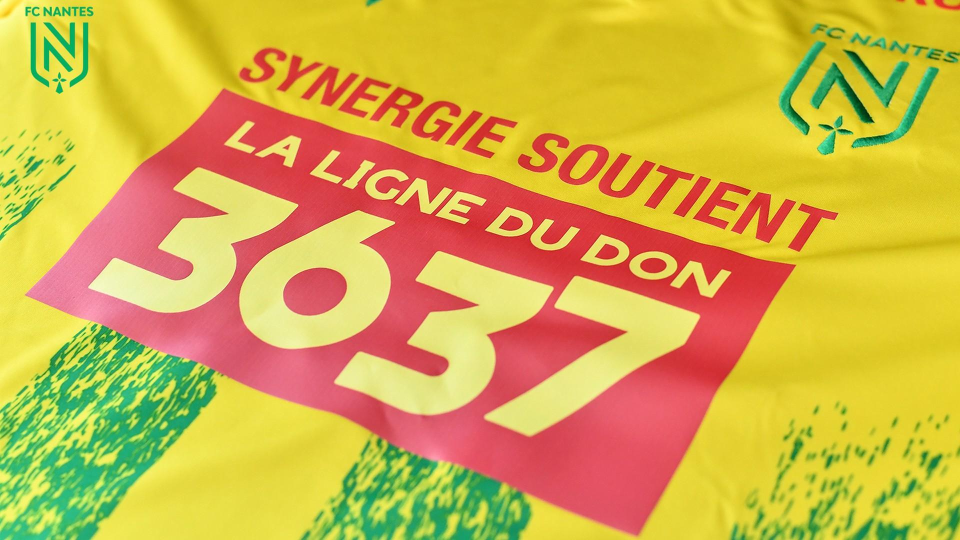 FC Nantes – Synergie – Téléthon 2020