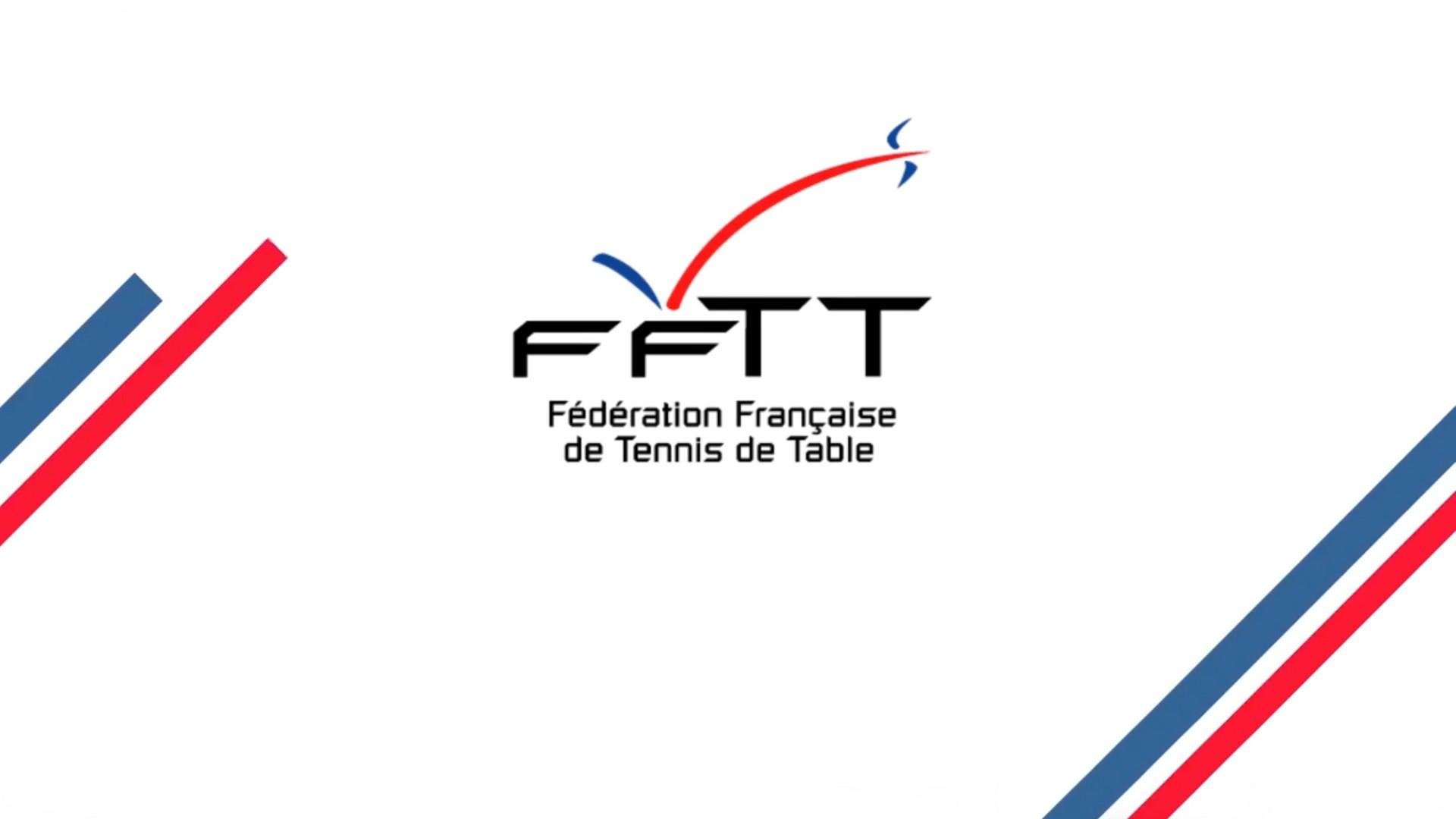 Fédération française de Tennis de table FFTT (1) Logo