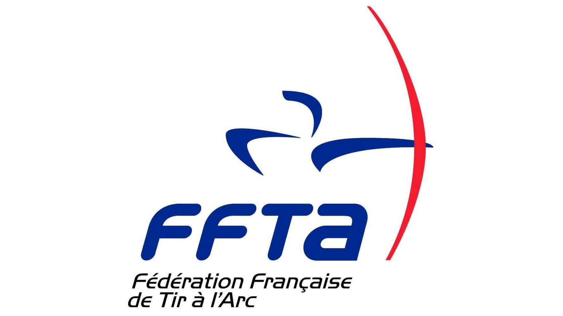 Fédération française de Tir à l'Arc FFTA (1) logo