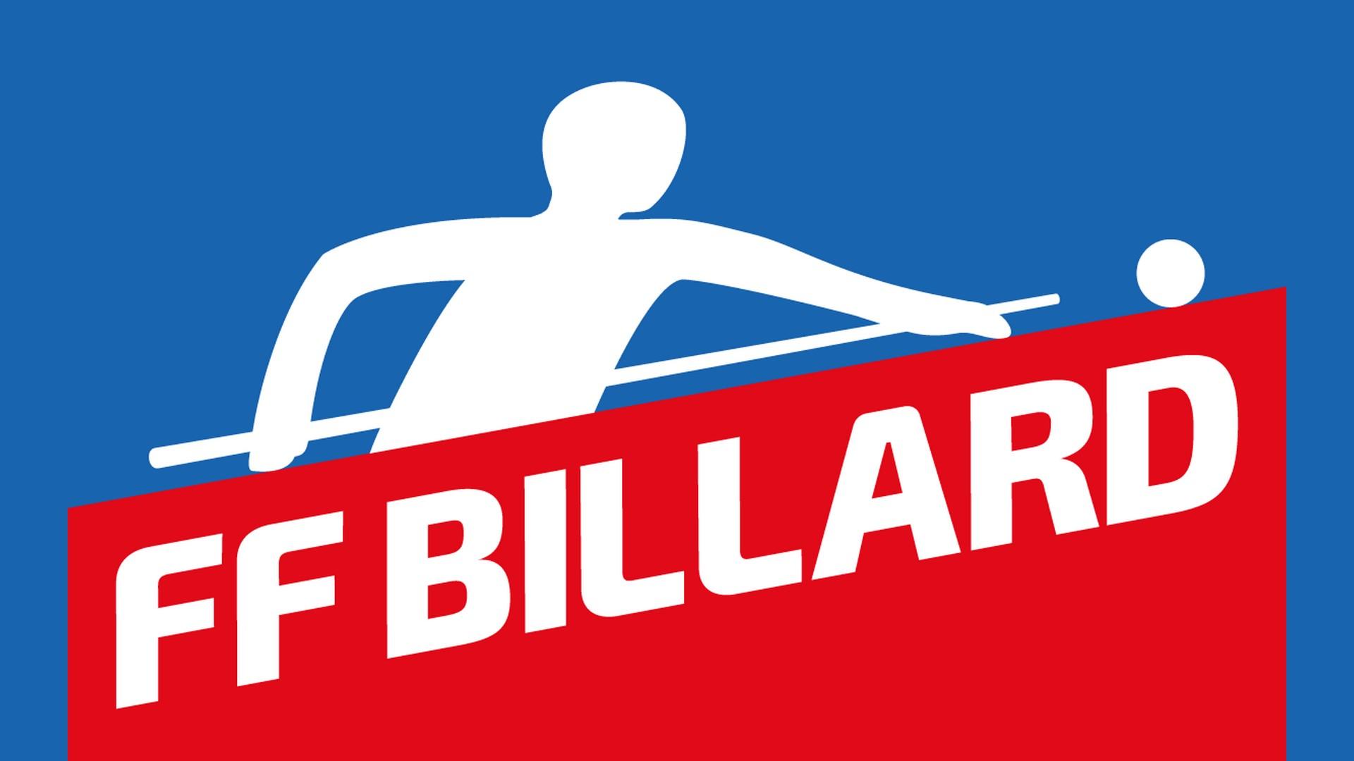 Fédération française de billard (1) Logo