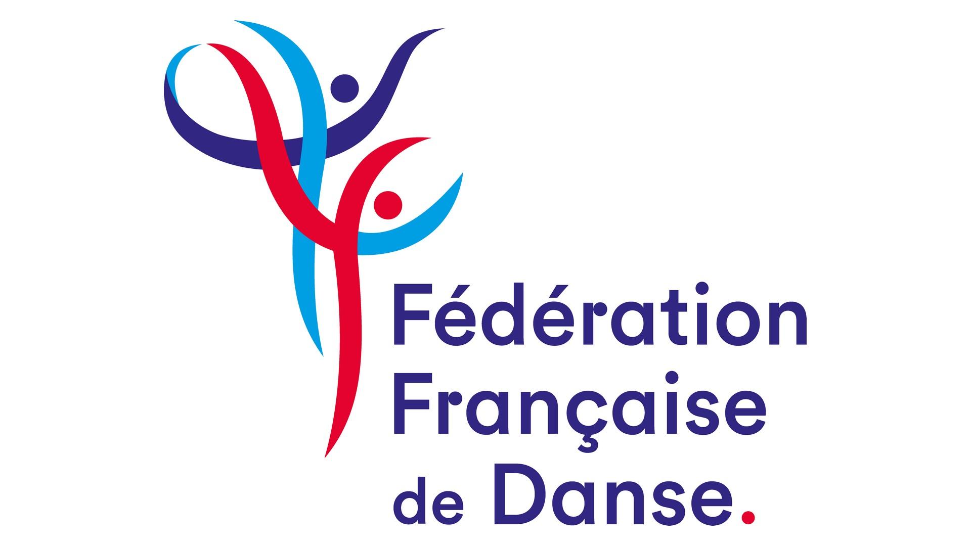 Fédération française de danse (1) logo