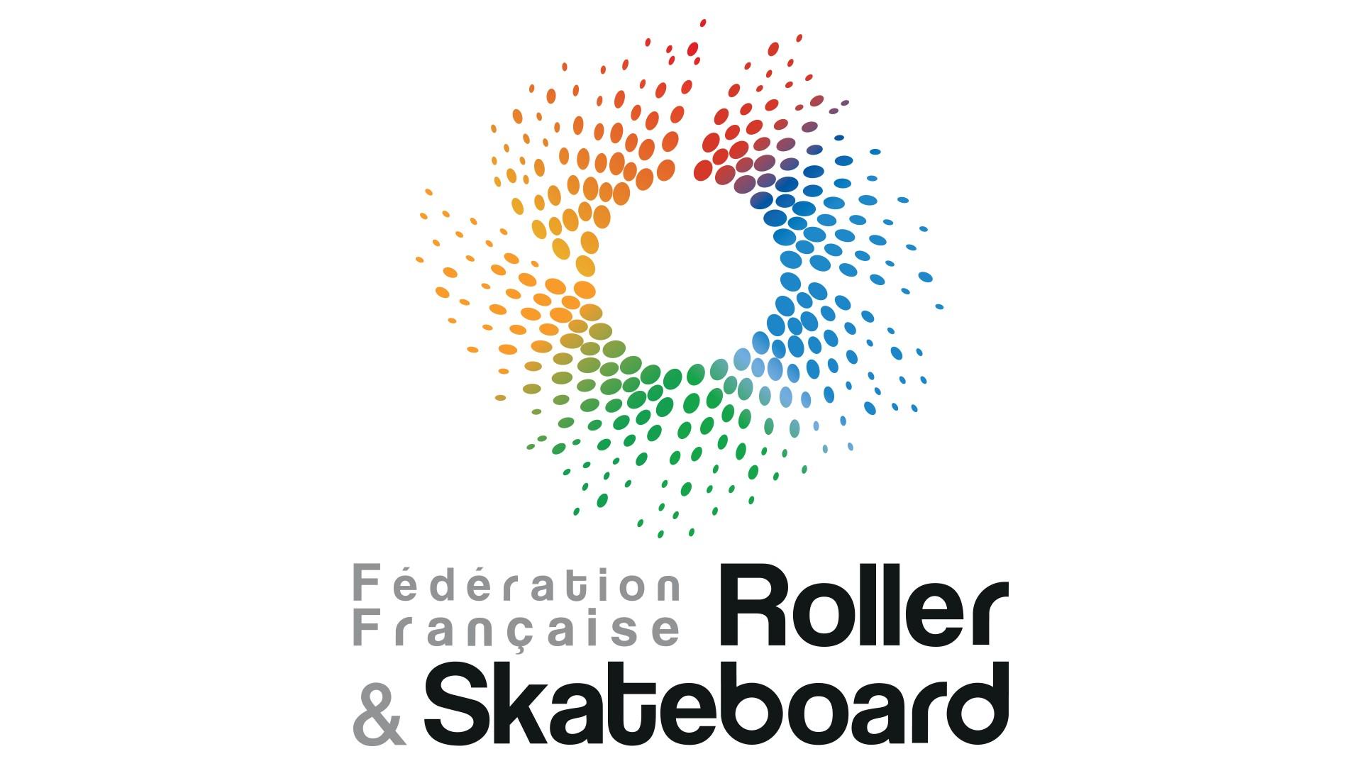 Fédération française de roller et skateboard FFRS (1) Logo