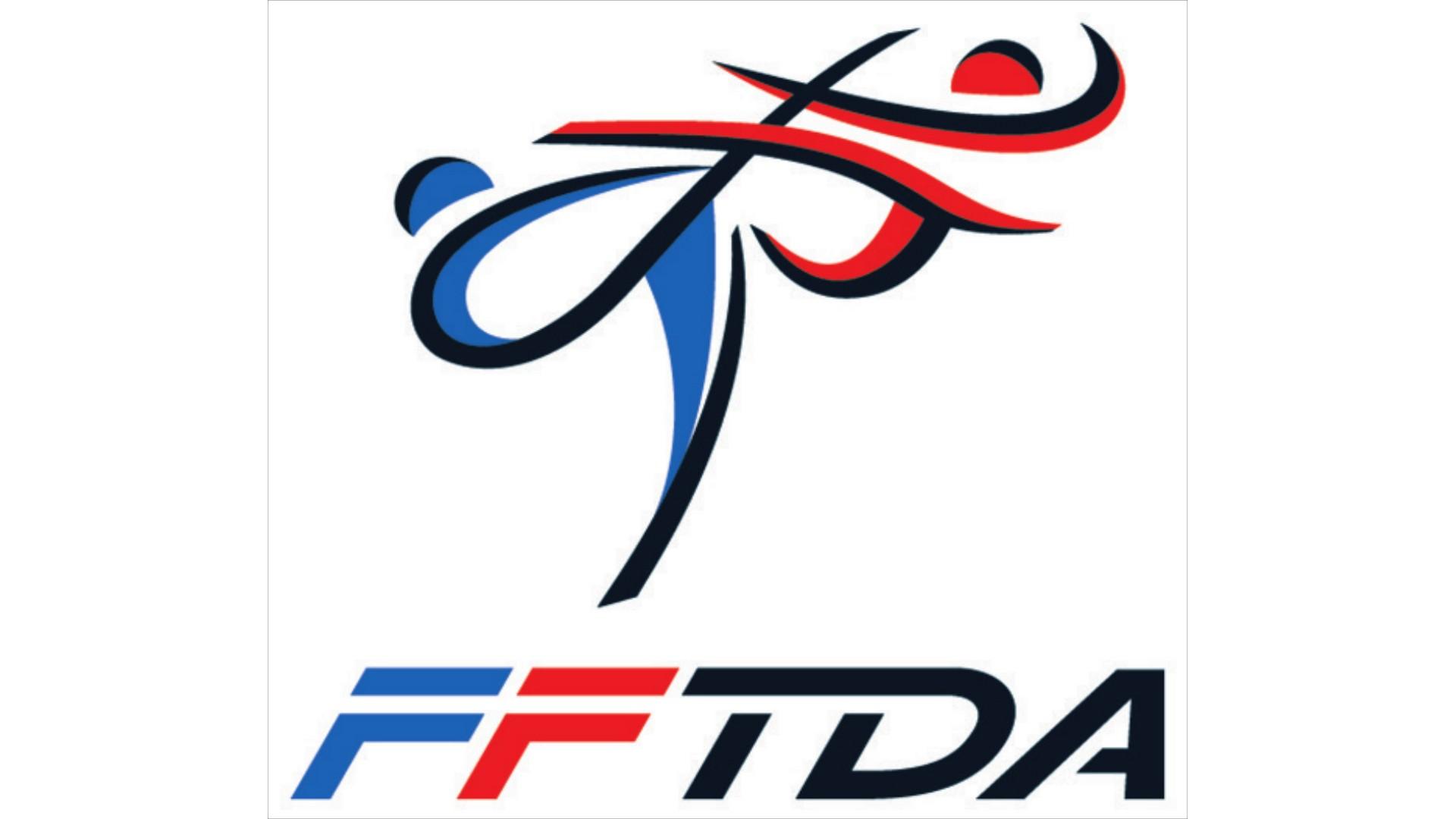 Fédération française de taekwondo FFTDA (1) Logo