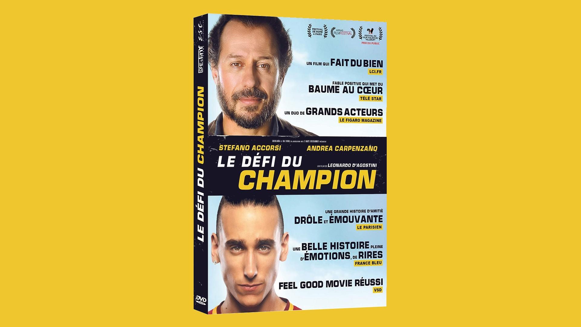 Film – Le défi du champion (3) DVD