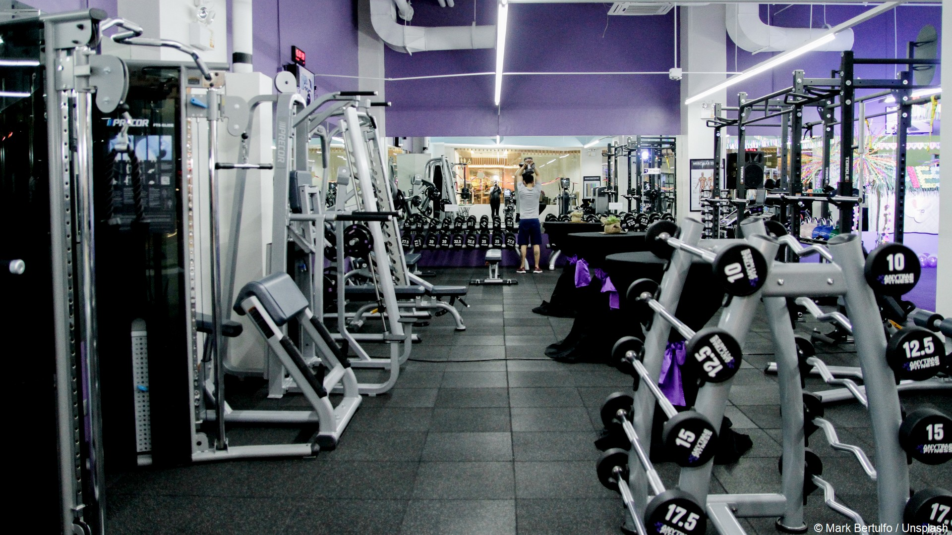 Fitness (c) salle – Mark Bertulfo
