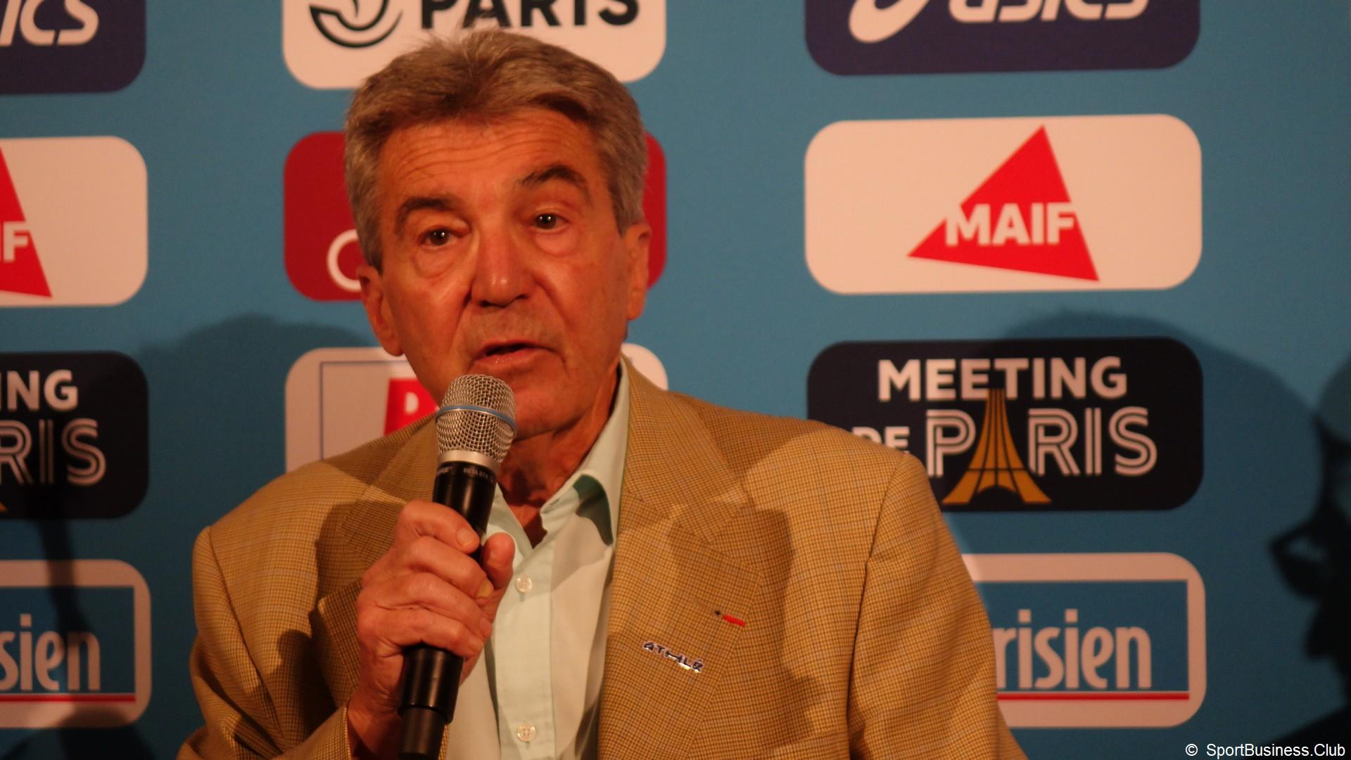 Giraud André (2) FF Athlétisme