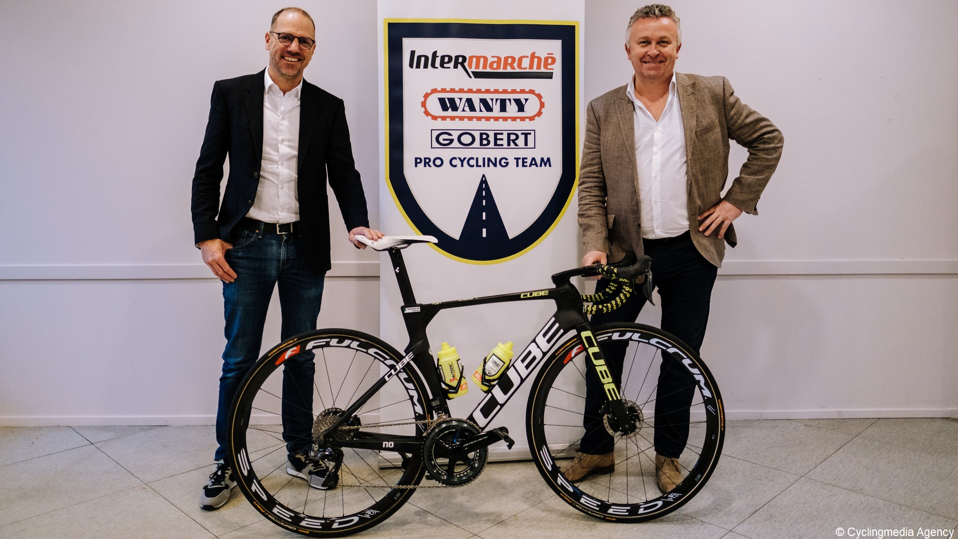 Intermarché x Wanty Gobert (cyclisme) 2020